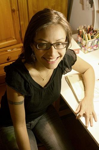 Catalina Acelas ilustradora
