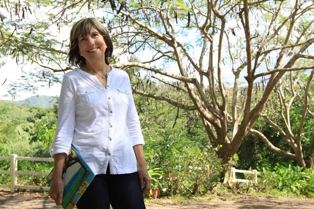 Georgina Lazaro, escritora puertorriqueña de libros para niños