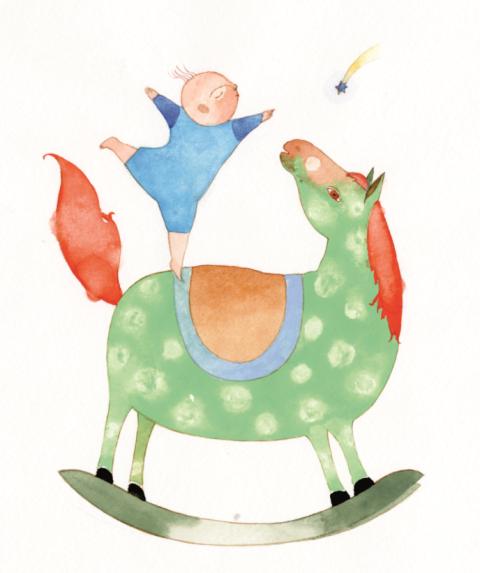 Alele alele. Poesía para la primera infancia. Sergio Andricain y Antonio Orlando Rodriguez. Panamericana Editorial, 2013.