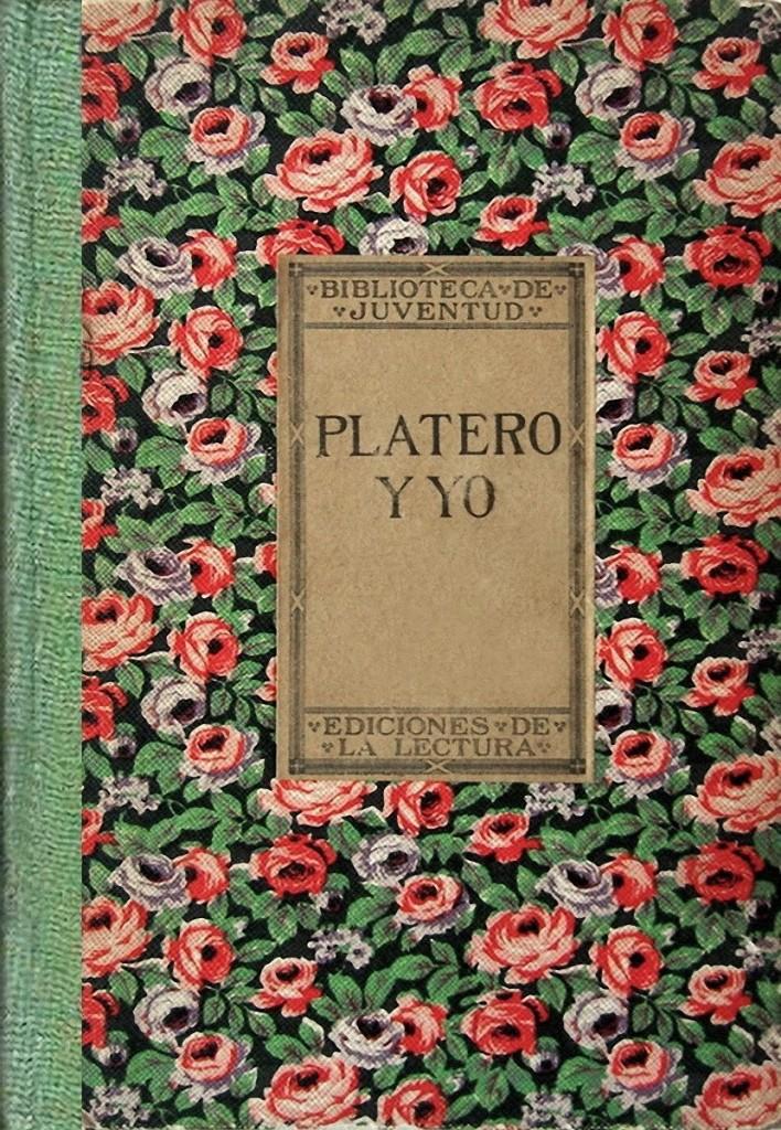 Platero y yo - Primera edición - 1914