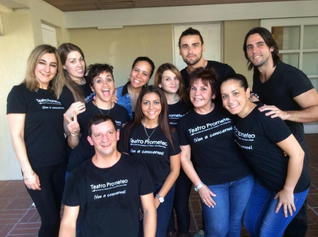 Teatro Prometeo Fiesta de la Lectura 2014 Fundacion Cuatrogatos