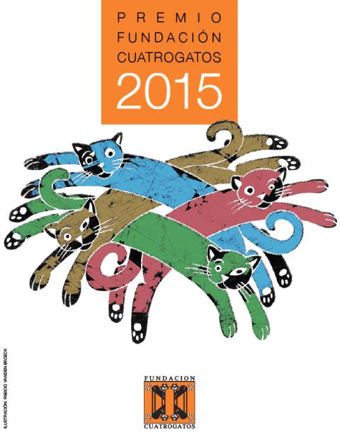 Premio Fundacion Cuatrogatos 2015