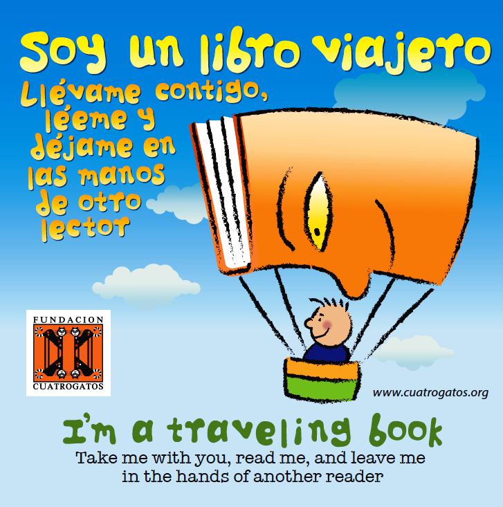 Soy un libro viajero 2015