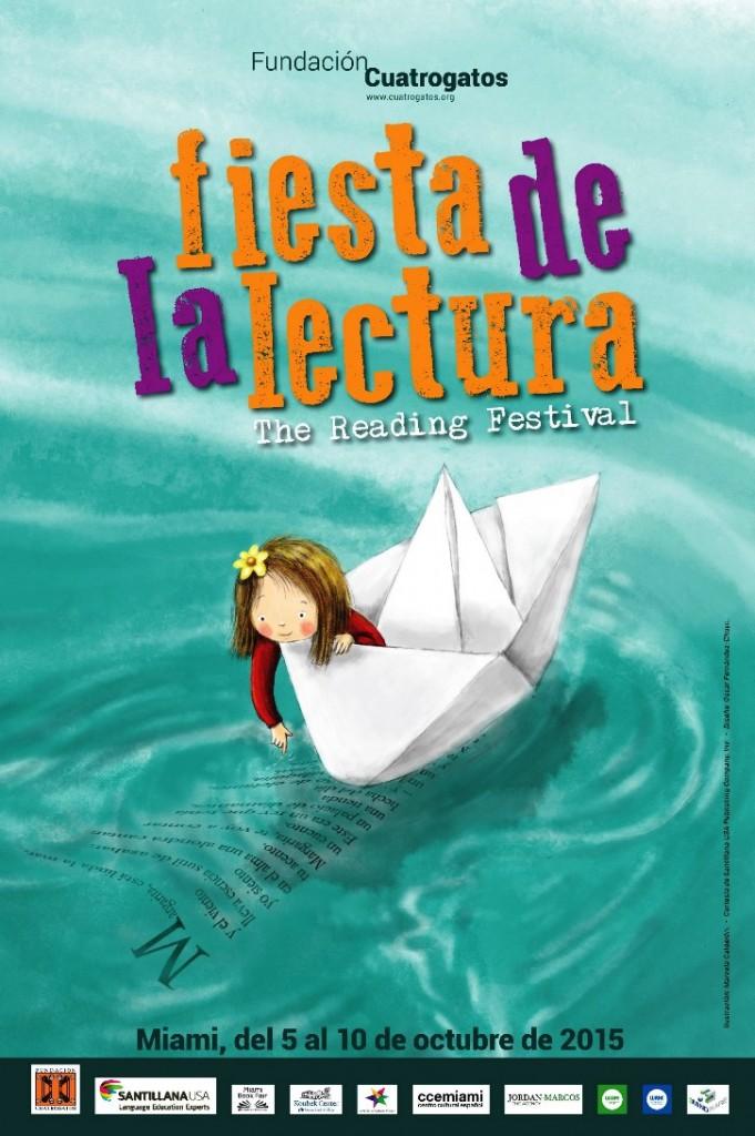 Fundacion Cuatrogatos Fiesta de la lectura 2015