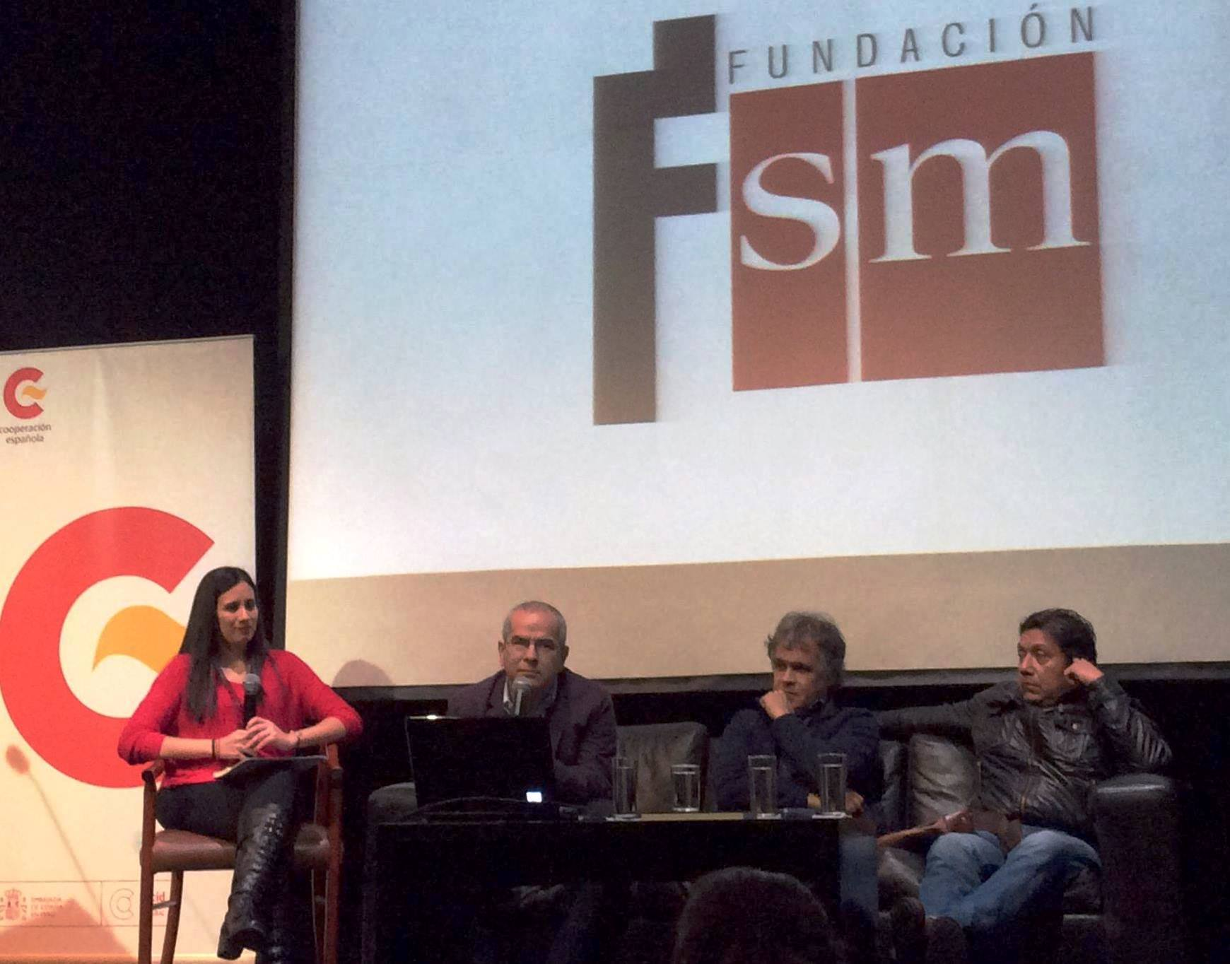 La aventura de la palabra Fundacion Cuatrogatos Fundacion SM Peru