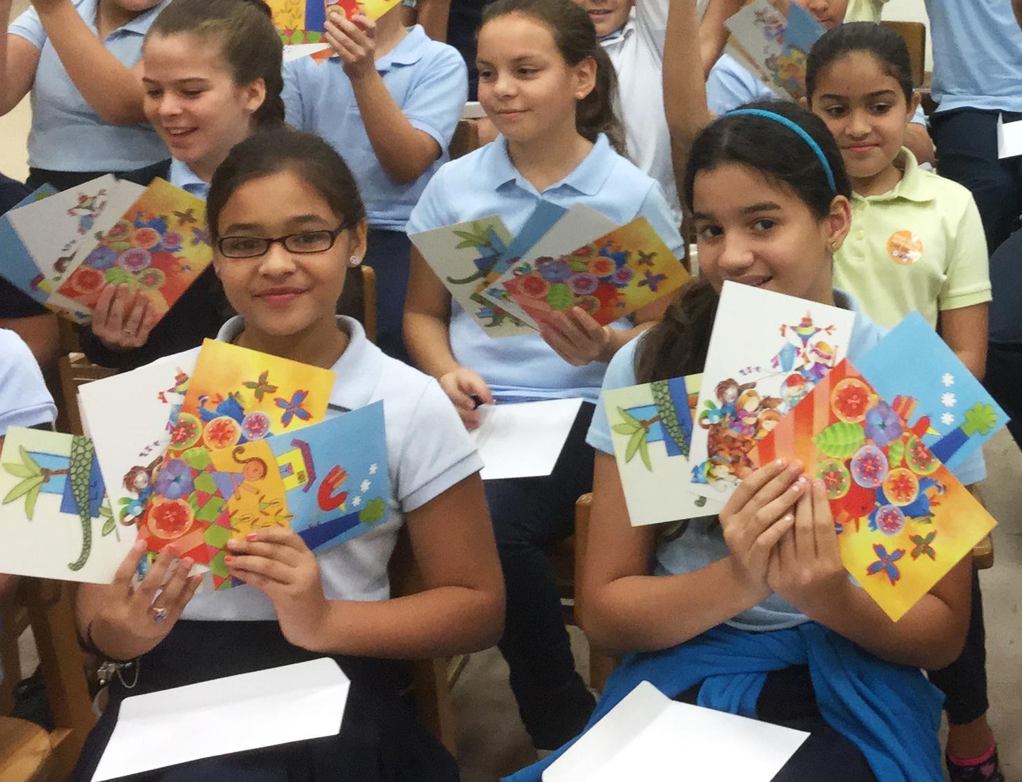 Fiesta de la Lectura 2015 Fundación Cuatrogatos