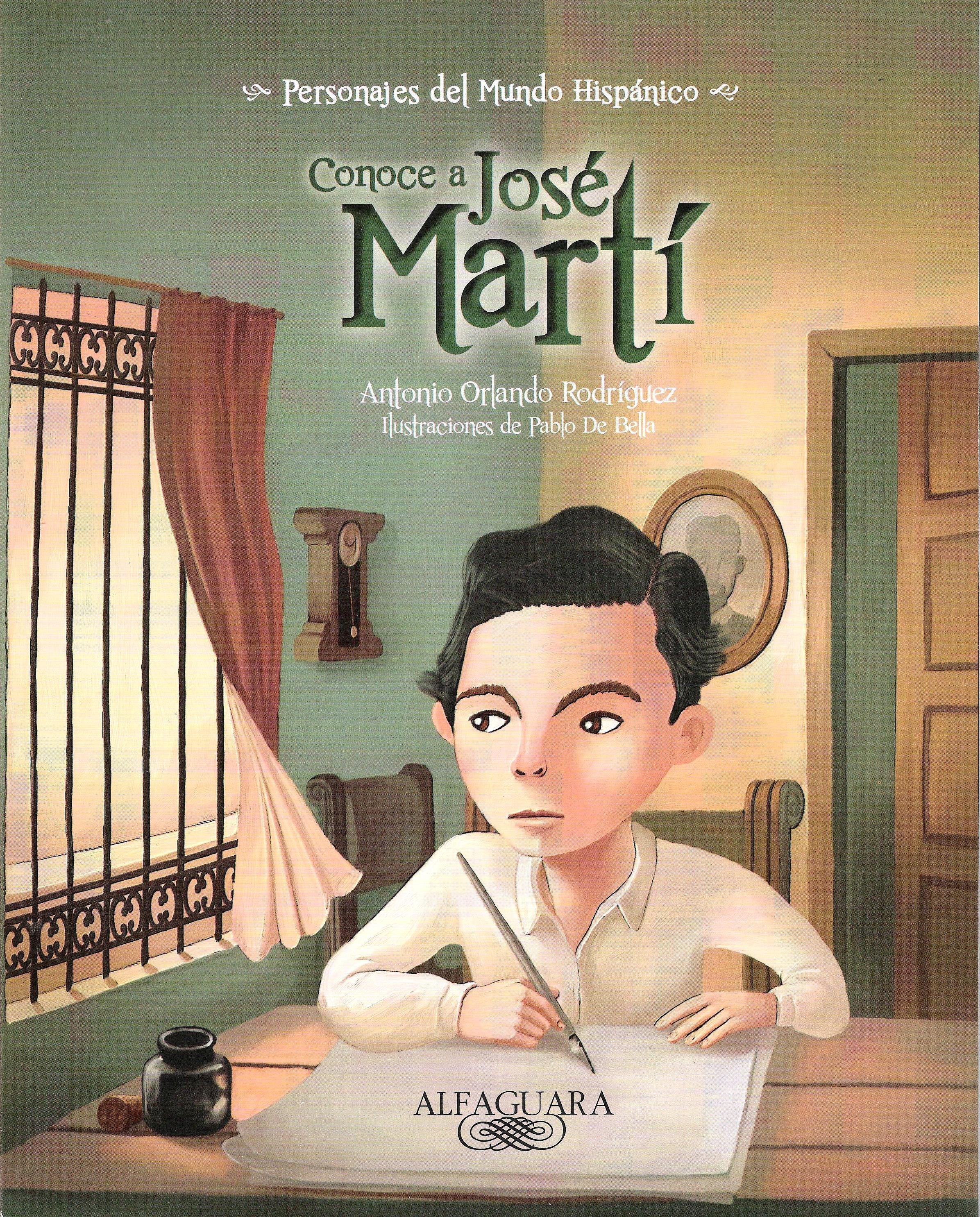 Conoce a Jose Marti Antonio Orlando Rodriguez
