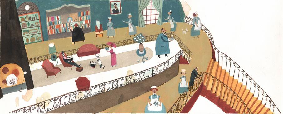 Ilustración de José Sanabria para