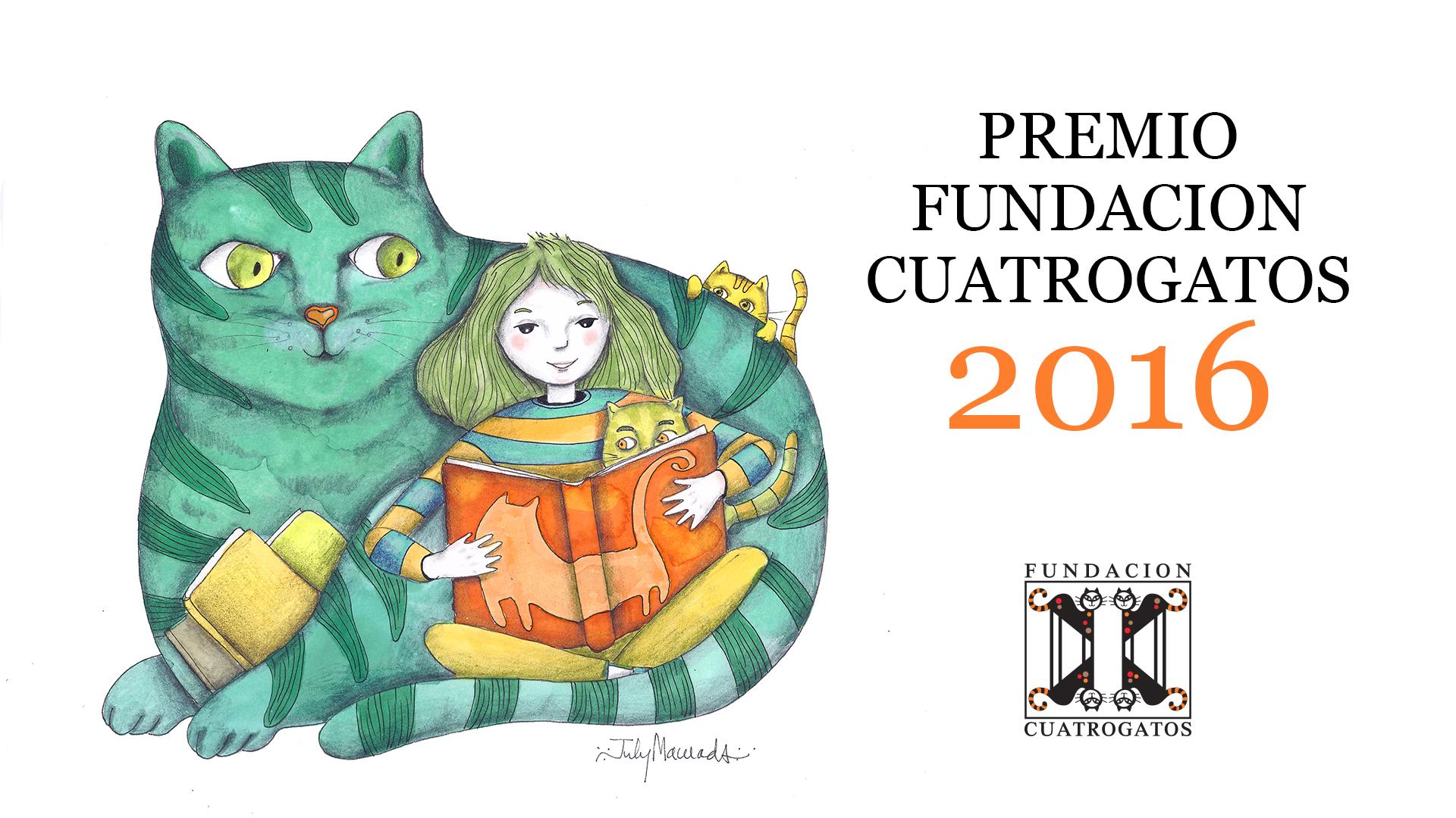 Premio Fundación Cuatrogatos 2016