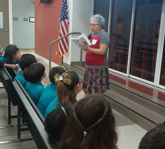 Daisy Valls Fiesta de la Lectura 2016