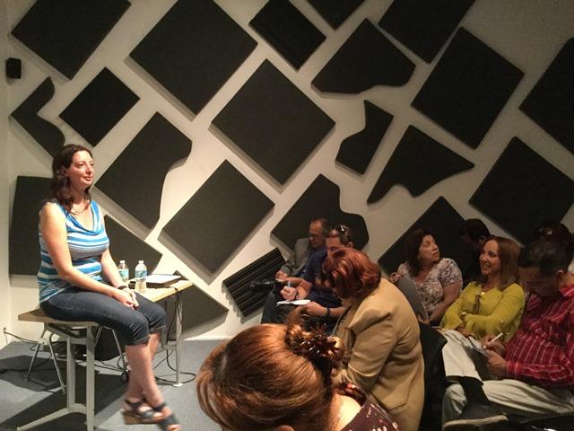Martha Riva Palacio Fiesta de la Lectura 2016