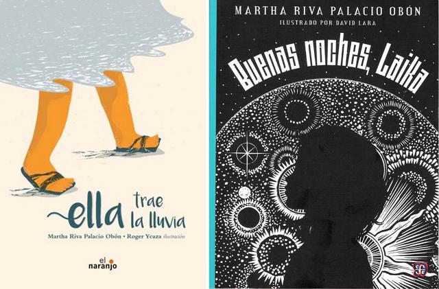 Libros Martha Riva Palacio Obon