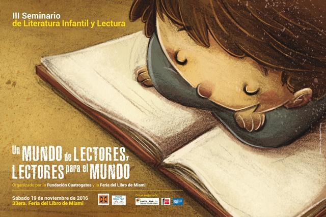 Fundación Cuatrogatos Seminario de Literatura Infantil 2016