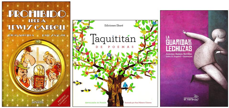 libros para ninos y adolescentes